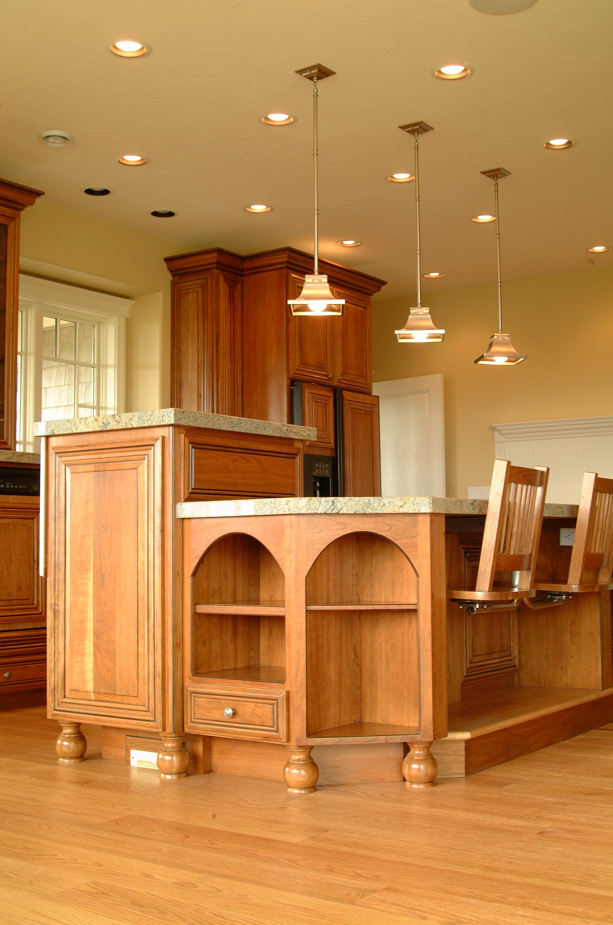 Skidmore Custom Kitchen Cabinets